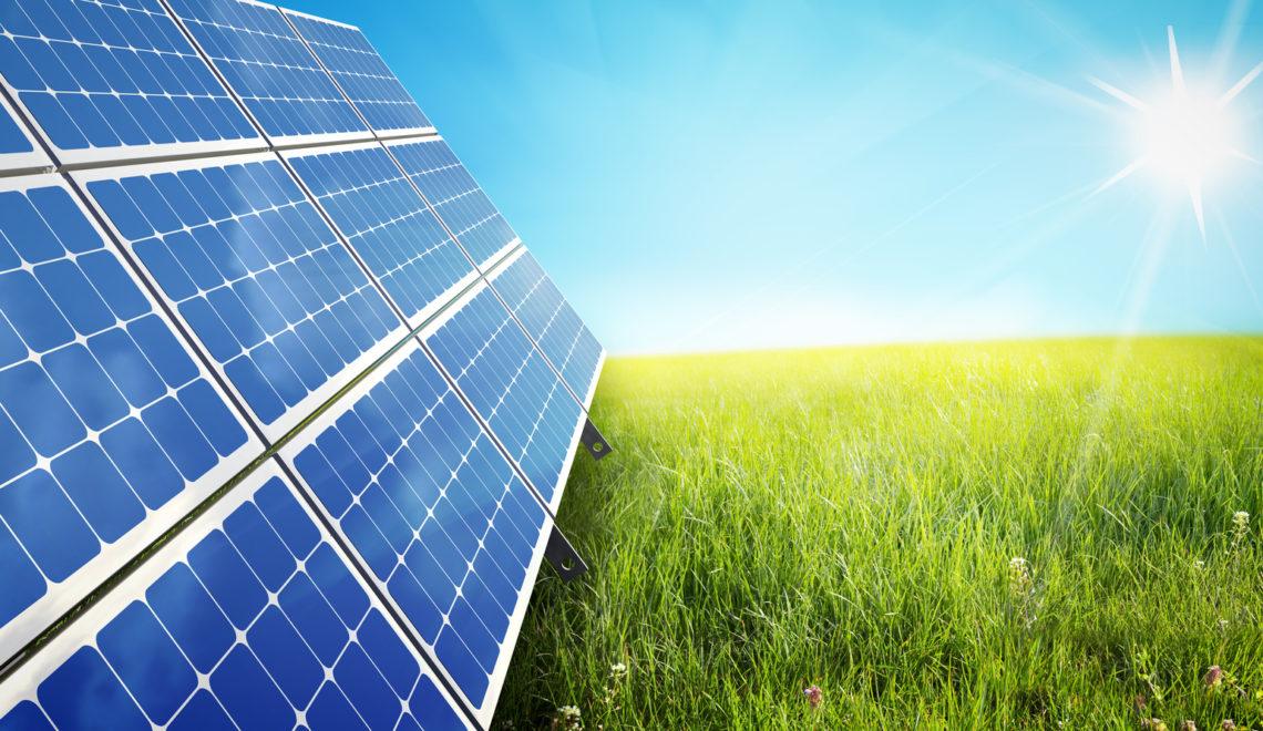 Investissement vert avec les panneaux photovoltaïque