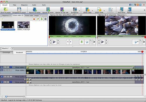 Dynamisez vos vidéos grâce à un logiciel Mac
