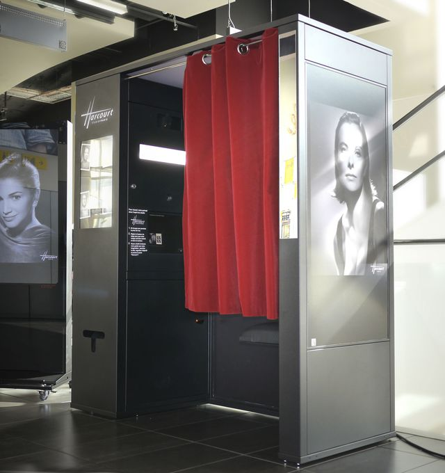 La cabine photo moderne, c'est quoi ?