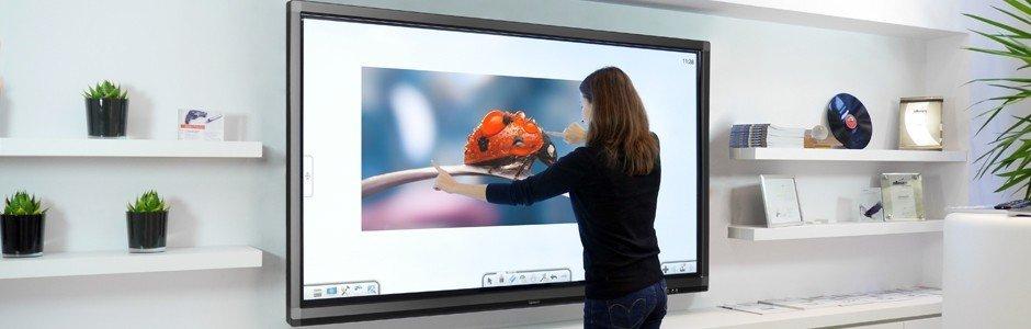 Pourquoi choisir un écran tactile interactif Android