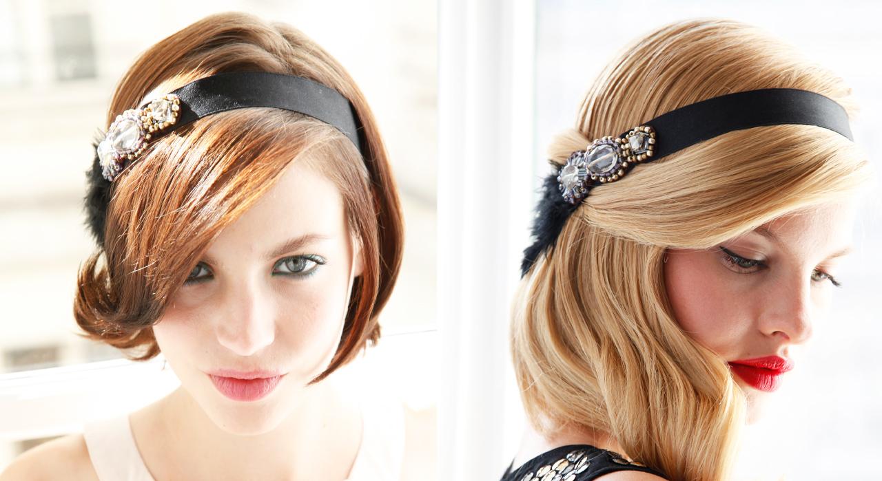 Les différentes manières de porter des bijoux de tête
