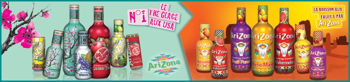 La véritable histoire de la boisson au thé Arizona